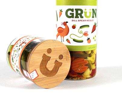 GRÜN Pickles