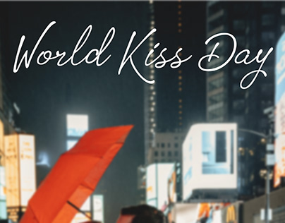 Kiss day Poems