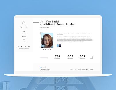 Architect Studio | Information & Interaction Design