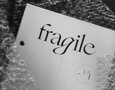 magazine fragile