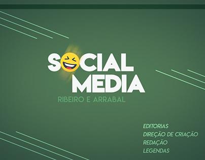 Redes Sociais - Ribeiro & Arrabal