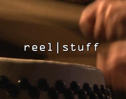 reel | stuff : a moving folio