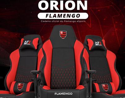 Parceria Flamengo e DT3sports