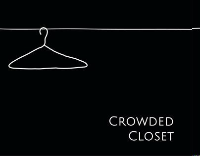 Crowded Closet (Brand Book)