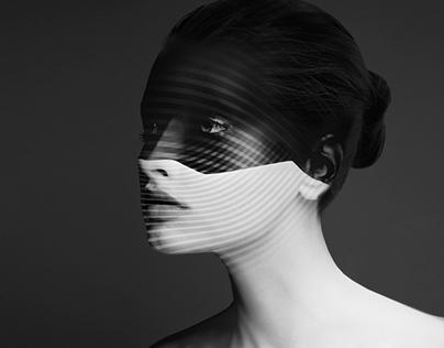 Janus Facial Mask Package Design