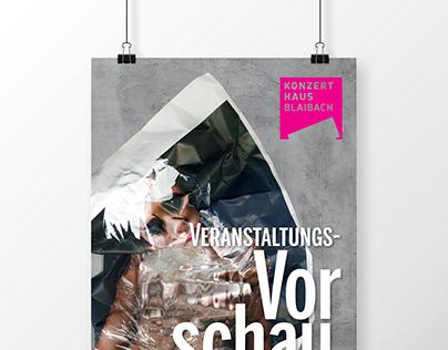 Event Preview Konzerthaus brochure