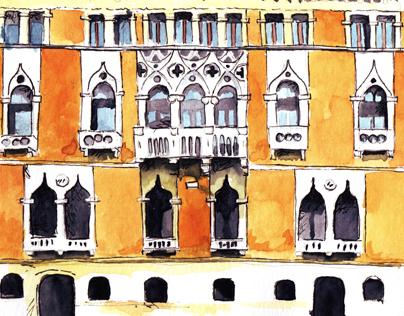 Marco Polo´s Pattern · Venice
