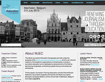World Journalism Education Congresses