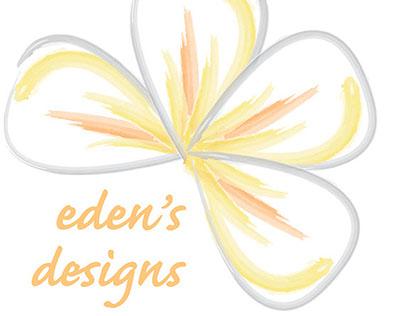Eden's Designs Logo