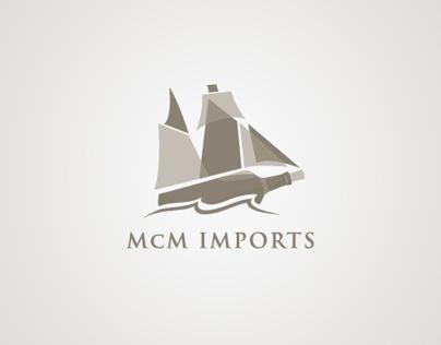 McM Imports Logo