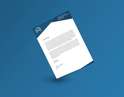 kilojoresource15 - FREE PSD Mockup A4 letterhead mockup