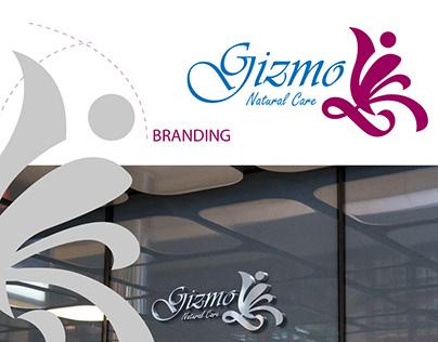 Gizmo - natural care branding