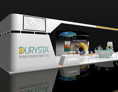 Exhibition Booth animation