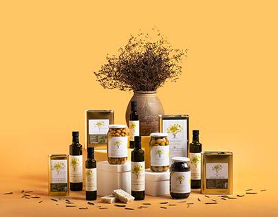 Orfion Olive Oil