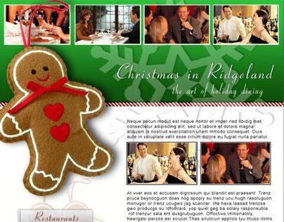 ChristmasinRidgeland.com