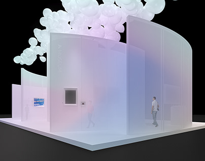 Art Stand Concept Design