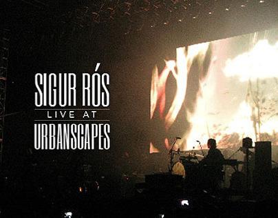 Sigur Ros Live in KL