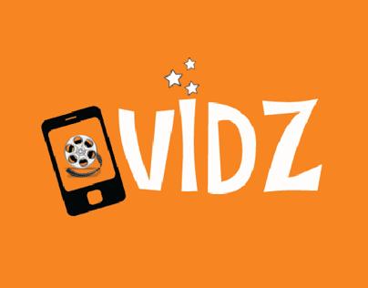 Vidz-Mobile Video Editing and Sharing Application