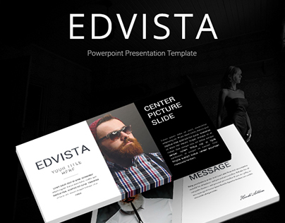 Edvista  - Presentation Template for Powerpoint
