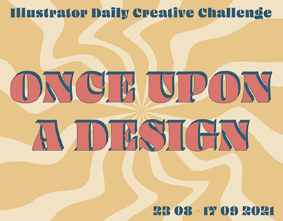 AIDCC SEPT 2021 : ONCE UPON A DESIGN