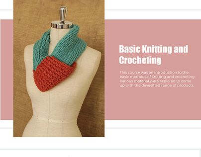 Basic Knitting and Crocheting