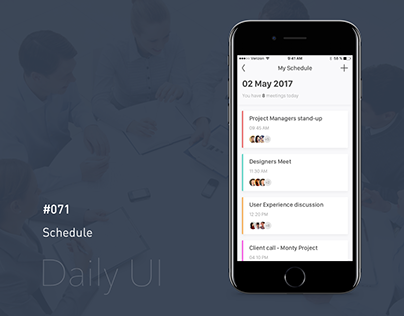Daily UI - #071