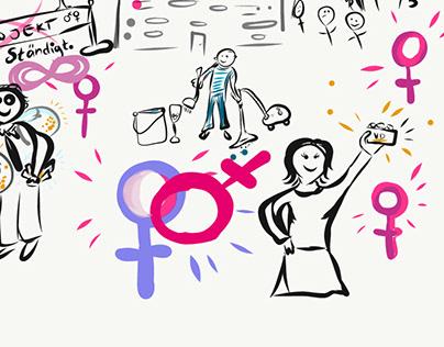 WomEngage i Riksdagen: Kvinnors företagande