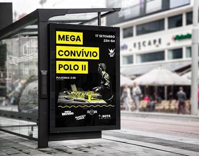 Identity Proposal - Mega Convívio