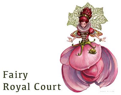 Fairy Royal Court
