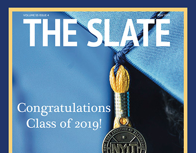 NYIT Campus Slate Spring 2019 Issue 4