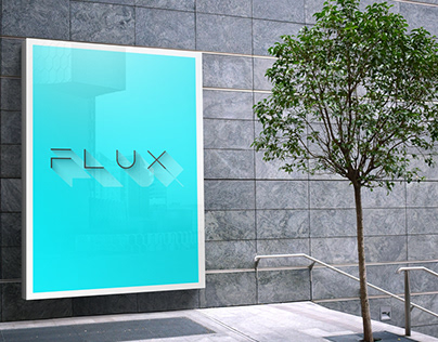 Product Logo Design: Flux