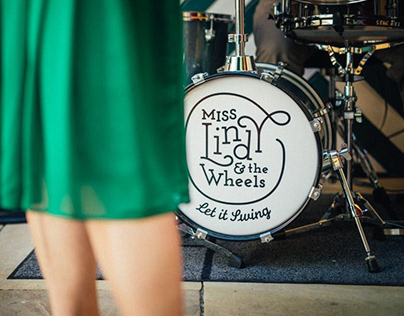 Miss Lindy & the Wheels | branding