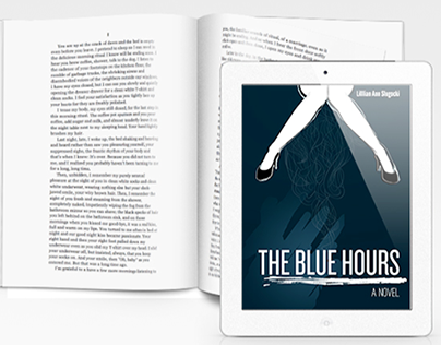 The Blue Hours Editorial Design