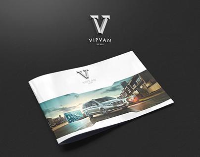 VipVan Branding   Welcome Pack
