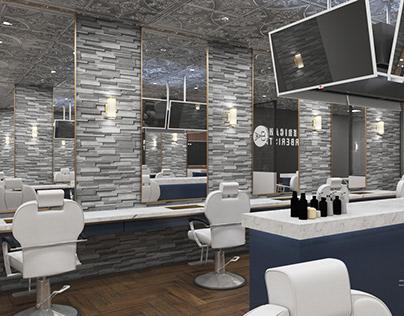 Salon Parlor   USA