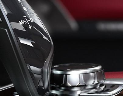 BMW G12 Interior Video