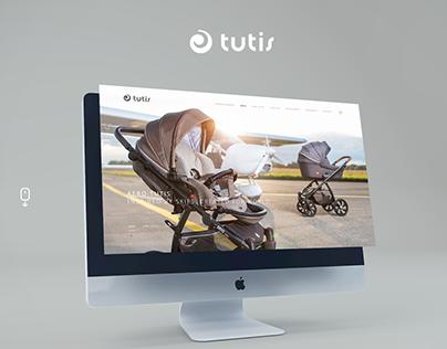 Tutis Poland Website