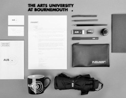 AUB / Logo Concept & Stationary 0.1