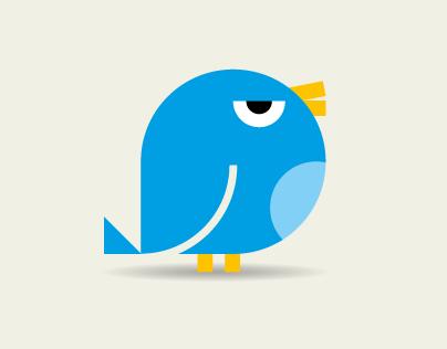 Hating Bird