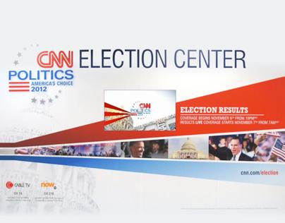 CNN U.S. Election 3DTV video