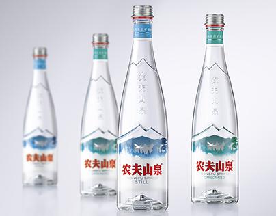 Nongfu spring water