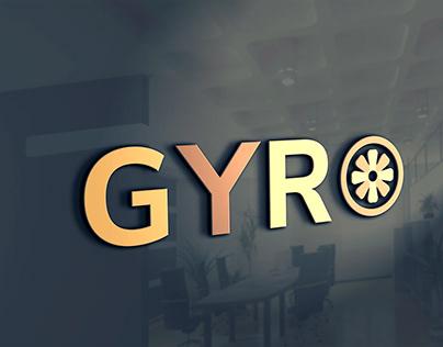 Gyro Fans Logo Design