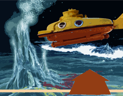 Visualizing The Life Aquatic with Steve Zissou