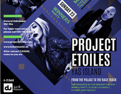 Project Etoiles