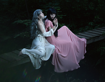 Forest Nymphs. Part I.