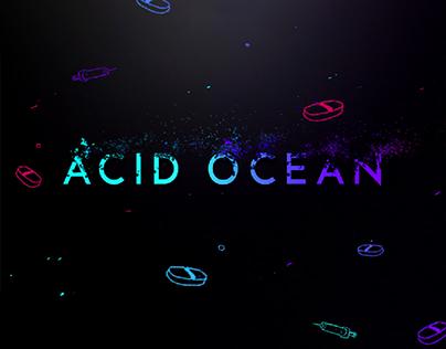 Acid Ocean : Stop Motion