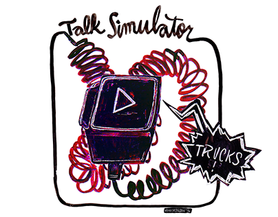 Talk Simulator Podcast Design