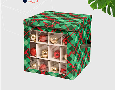 Get Custom Ornament Boxes in the USA