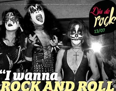 Studio Burger - Dia do Rock