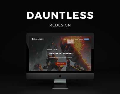 Dauntless Redesign